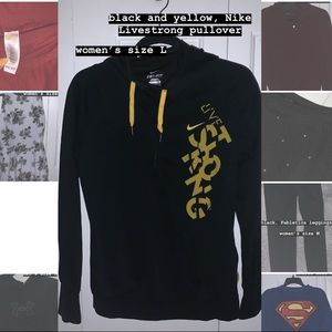 Nike Livestrong Pullover